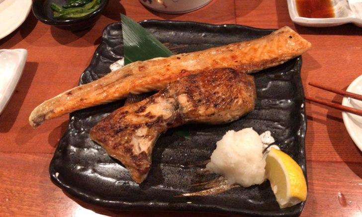 札幌はちきょう 鮭ハラス焼き