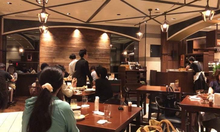 新宿中村屋 Manna(マンナ)  店内