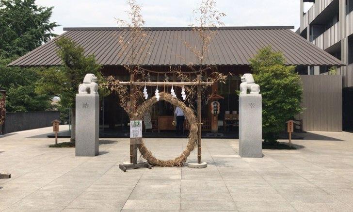 神楽坂のパワースポット!オシャレ神社である『赤城神社』に参拝してきた