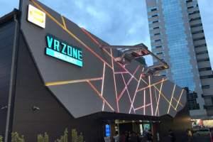 【新宿VR体験】7/14オープン『VR ZONE SHINJUKU』に行ってきて分かったオススメアトラクション