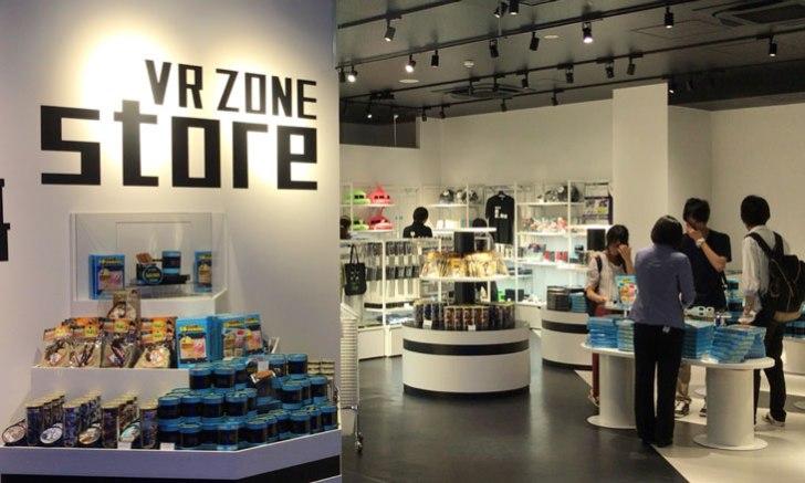 新宿 歌舞伎町 VR ZONE SHINJUKU VR ZONE STORE
