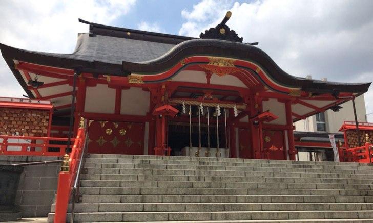 新宿・歌舞伎町のパワースポット!新宿総鎮守『花園神社』に参拝してきた
