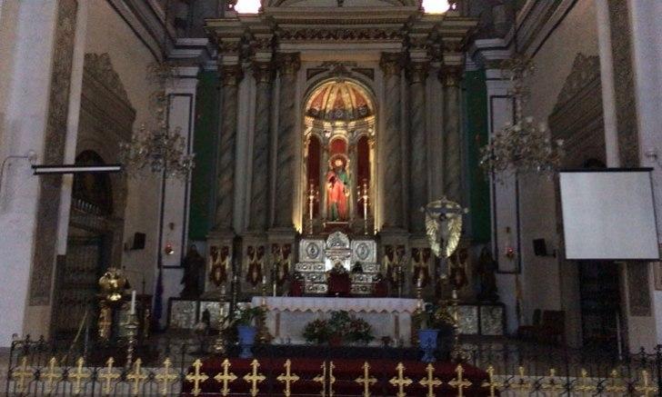 マニラ サン・アグスチン教会 礼拝堂
