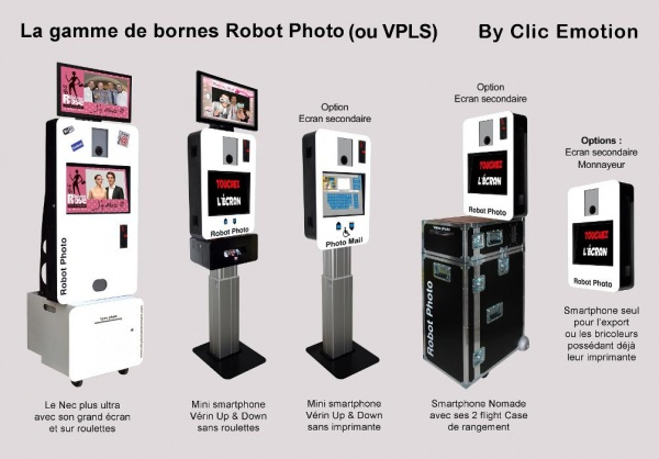 Le Robot Photo Marseille 14e