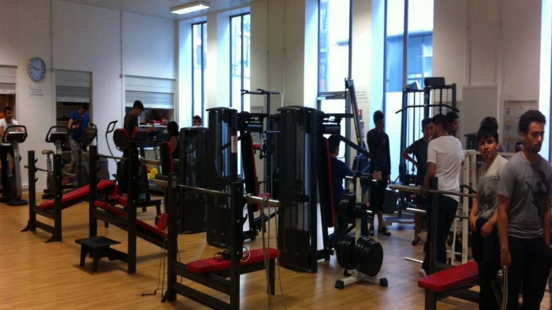 fitness musculation service des