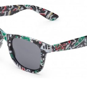 VVXLJ5K Vans brýle Janelle Hipster Su White Multi main