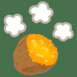 安納芋のイメージ