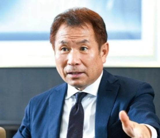 土井 春彦[アウトソーシング会長兼社長] 出典:日経ビジネス