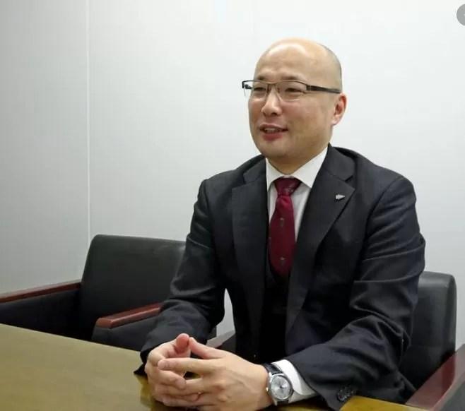 ウイルテック社長 出典:日本経済新聞