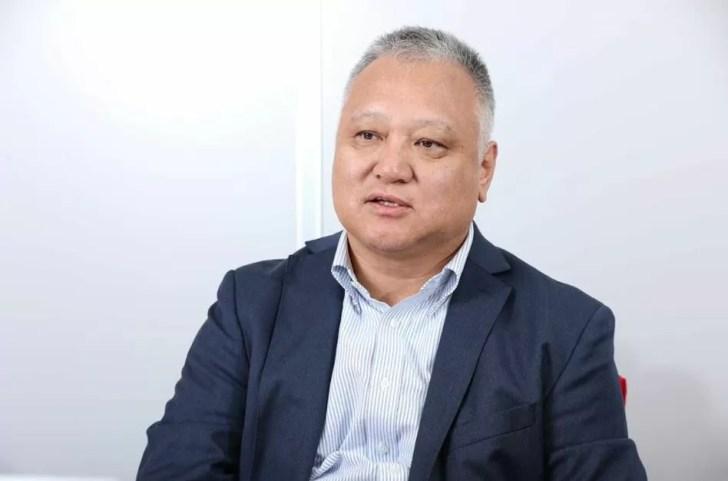 ミニストップ社長 出典:週刊東洋経済