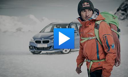 Der Weg dorthin. David Lamas #BMWStory.