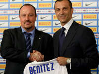 Benitez & Branca  - Inter (Getty Images)