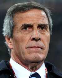 FIFA World Cup : Oscar Tabarez (Uruguay) - (Gettyimages)