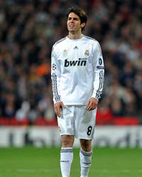 Kaka, Real Madrid (Getty Images)