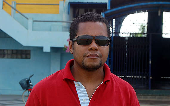 Divaldo Da Silva Teixeira Alves - Persijap Jepara (GOAL.com/Aurelius Balakosa)
