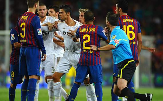 Spanish Supercopa: Barcelona-Real Madrid