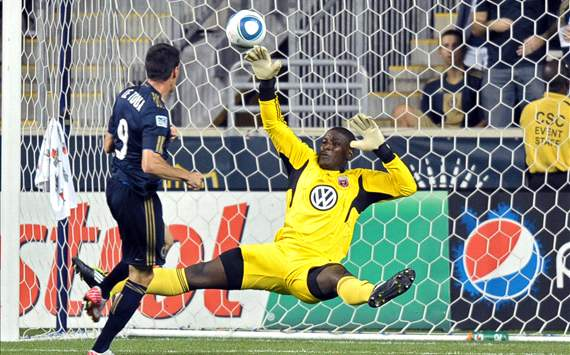 Bill Hamid, D.C. United; Sebastien Le Toux, Philadelphia Union; MLS