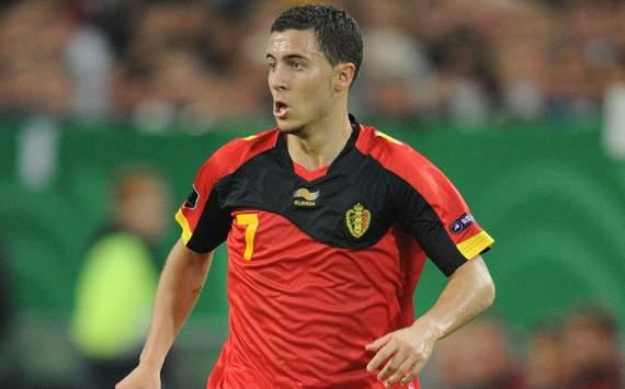 Eden Hazard - Belgium (Getty Images)