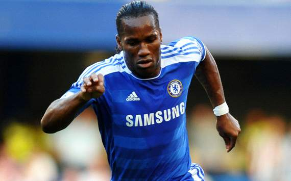 Didier Drogba - Chelsea (Getty Images)