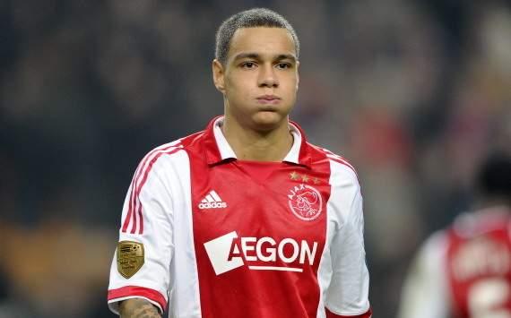 Gregory van der Wiel, Ajax