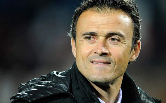 Luis Enrique - Roma<br /> (Getty Images)