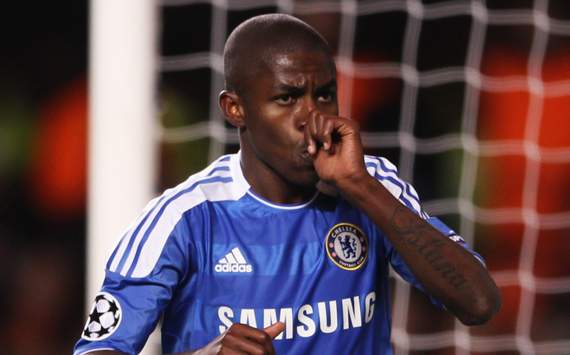 Champions League,Ramires,Chelsea FC v Valencia CF