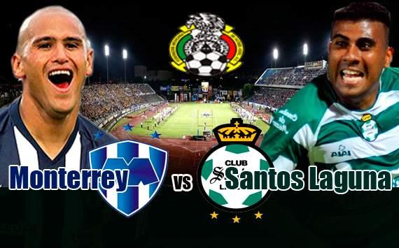 Monterrey vs Santos Final ida
