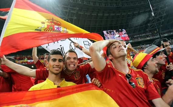 UEFA Euro - Portugal vs Spain,