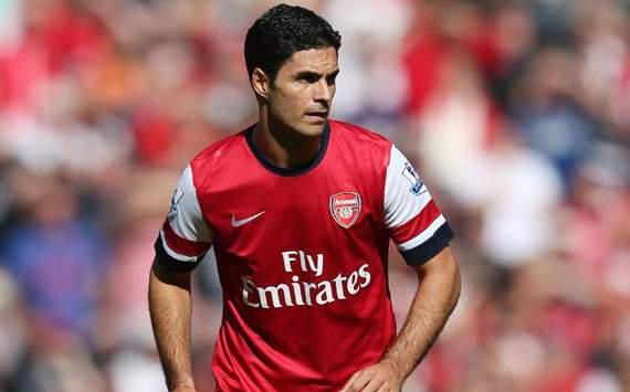 Mikel Arteta,Arsenal