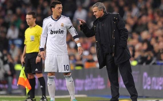 Spain: Real Madrid, Mesut Ozil