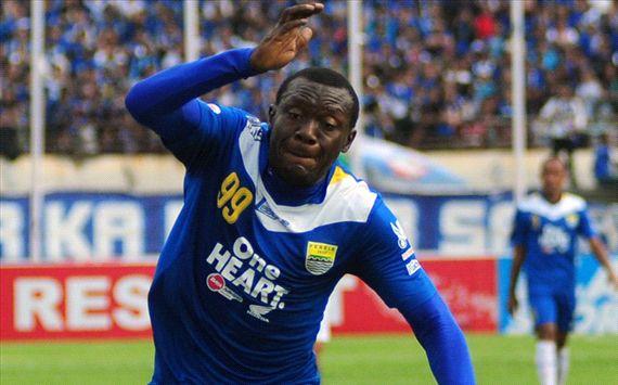 Jamu Persiram, Sriwijaya FC Andalkan Herman Dzumafo