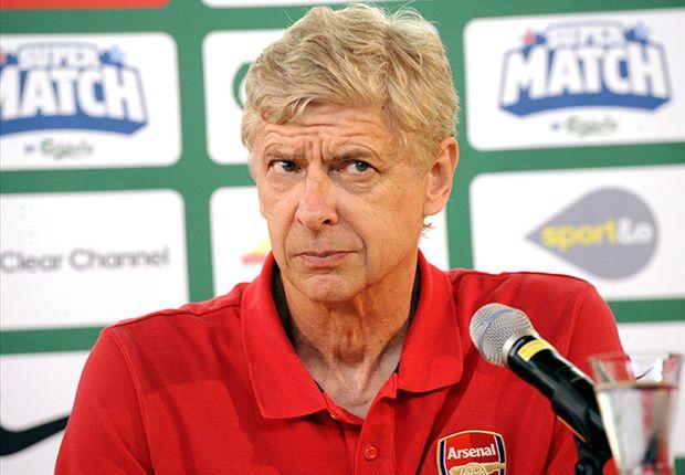 Wenger: Six teams could win Premier League
