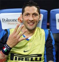 Marco Materazzi - Inter (Grazia Neri)