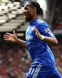 EPL : Didier Drogba, Chelsea(Getty Images) 800