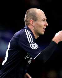 Champions League: Arjen Robben - Bayern Munich (Getty Images)