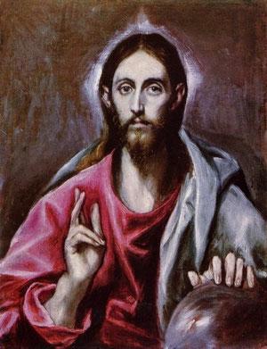 El Greco. El Salvador.