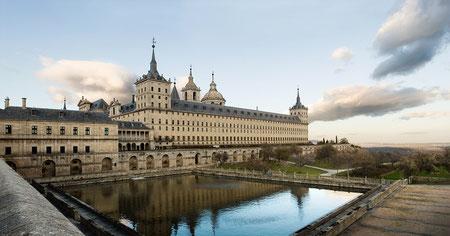 Real Monasterio de El Escorial.Madrid