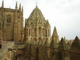 Cimborrio de la Catedral de Salamanca