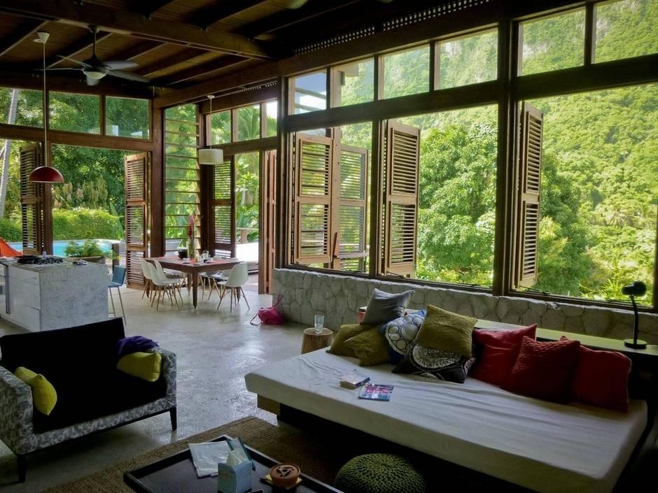 【絶景と共にくつろぐ】世界の絶景が堪能できる究極のホテルや家12選