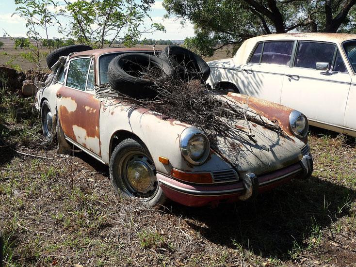Porsche Kurtz Detektei Dortmund, Copyright jason goulding