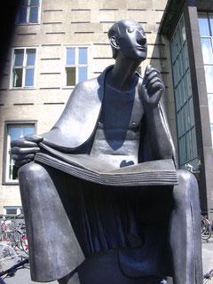 Albertus-Magnus-Denkmal Kurtz Detektei Köln, Copyright Tim Bartel