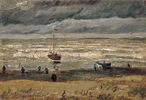 Vincent van Gogh - La burrasca