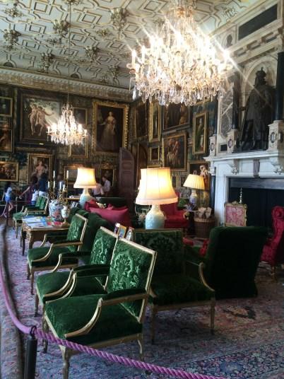 Inside the Hatfield House