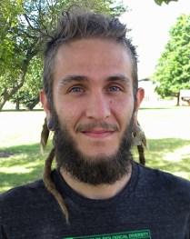 CodyCardenas, undergraduate student ant lab, EEOB