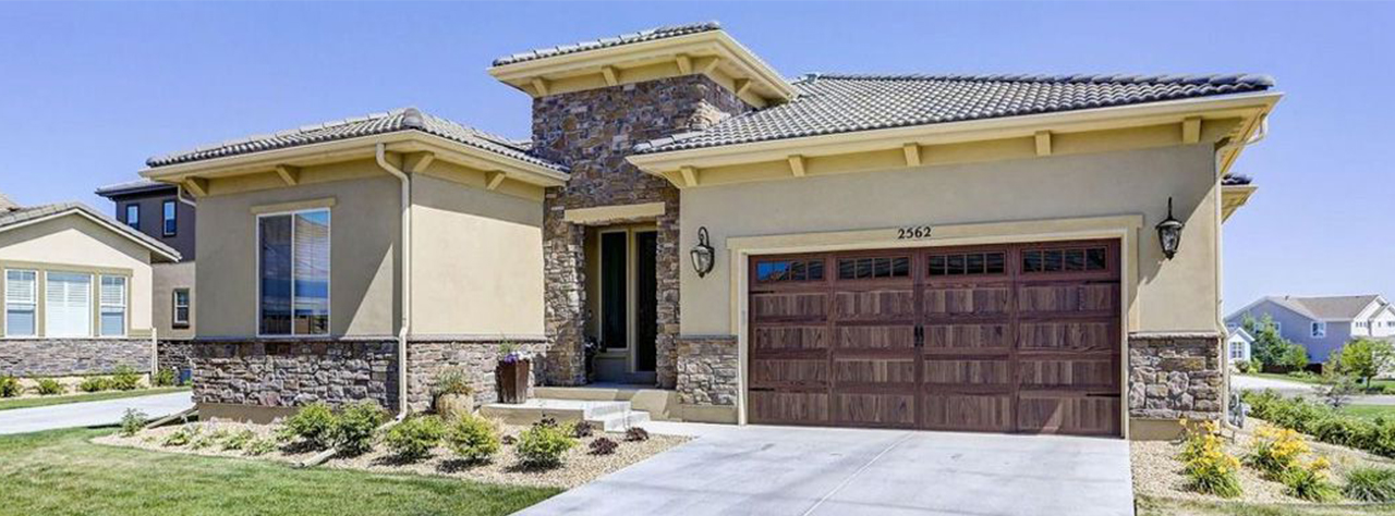 patio homes denver and its suburbs
