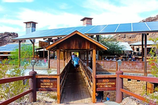 Desert Bar Parker AZ