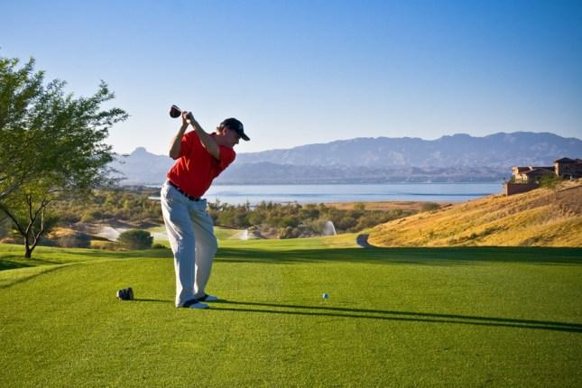 Lake Havasu golf