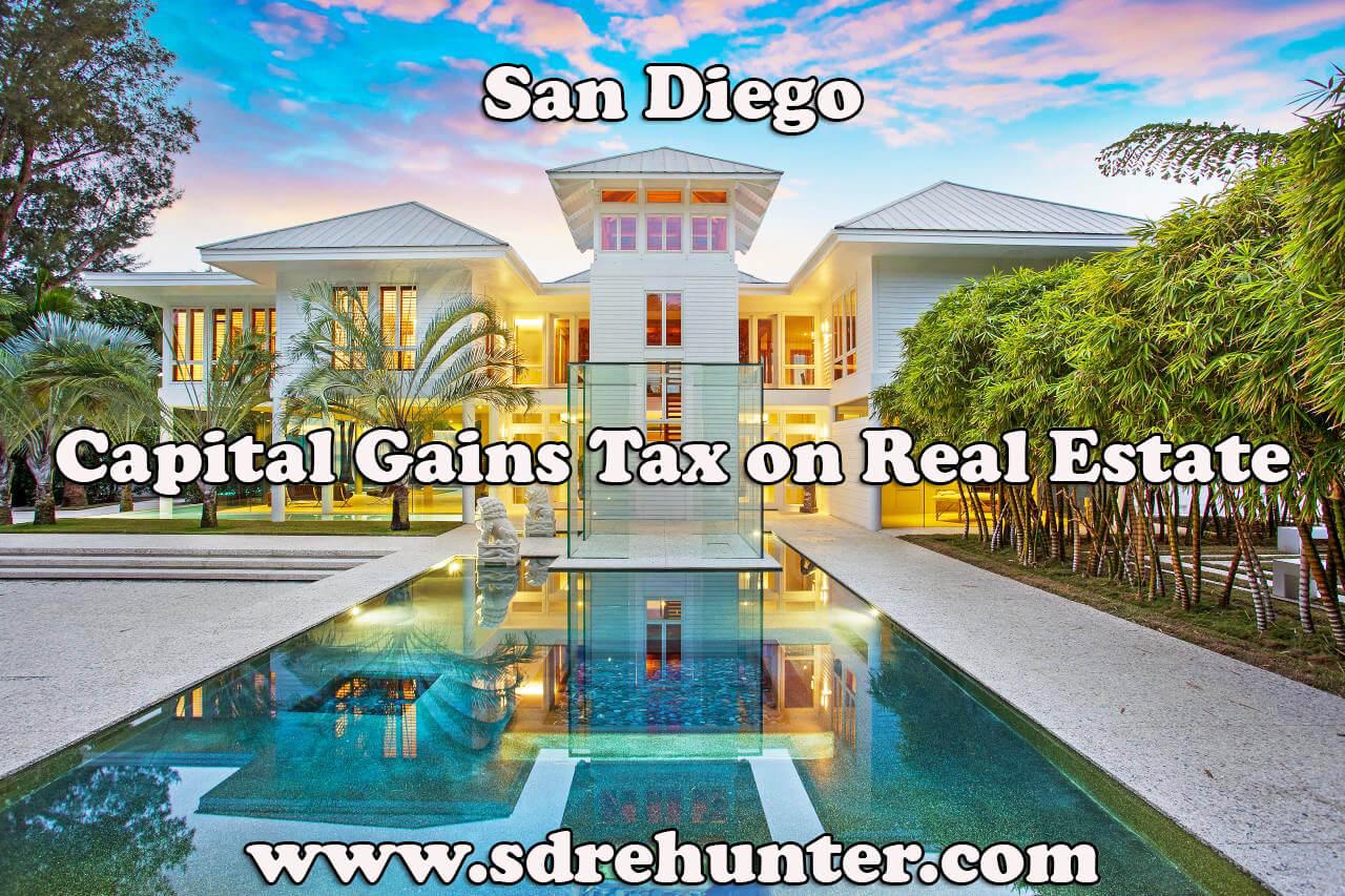 Sango Capital Gains Tax On Real Estate