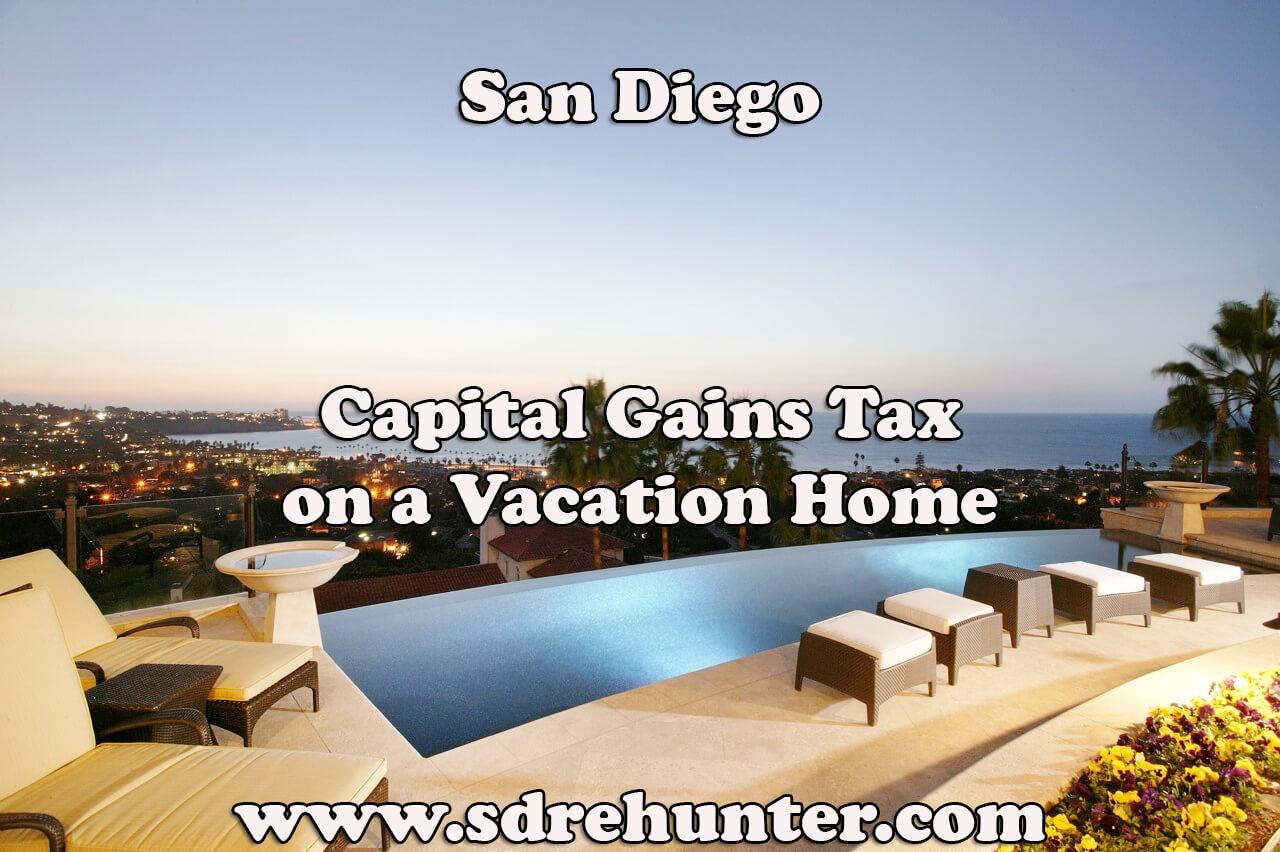 Sango Real Estate Capital Gains Taxes