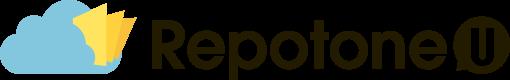 画像:RepotoneUのロゴ